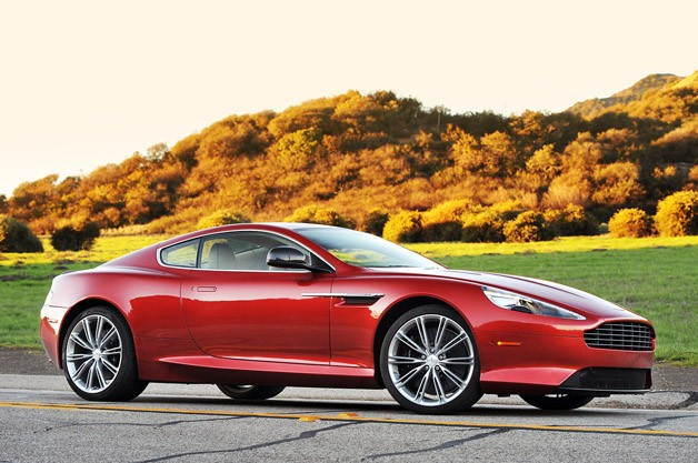 Aston Martin DB9